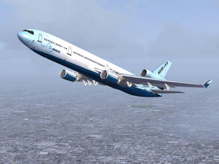 McDonnell Douglas MD-11.