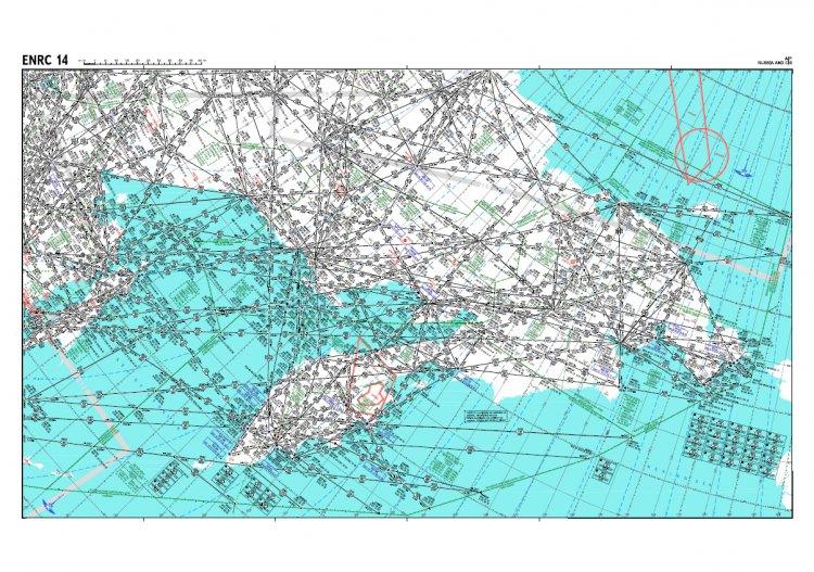 Схемы нарезки маршрутных saransk, pughachev, saratov, balashov воздушным трассам.  Штаб диск топографические карты...