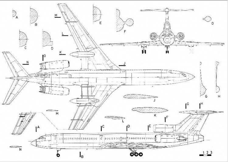 Ту-154М(4 файлов)