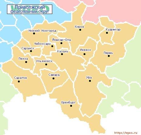 Уральский Федеральный Округ Карта Навител