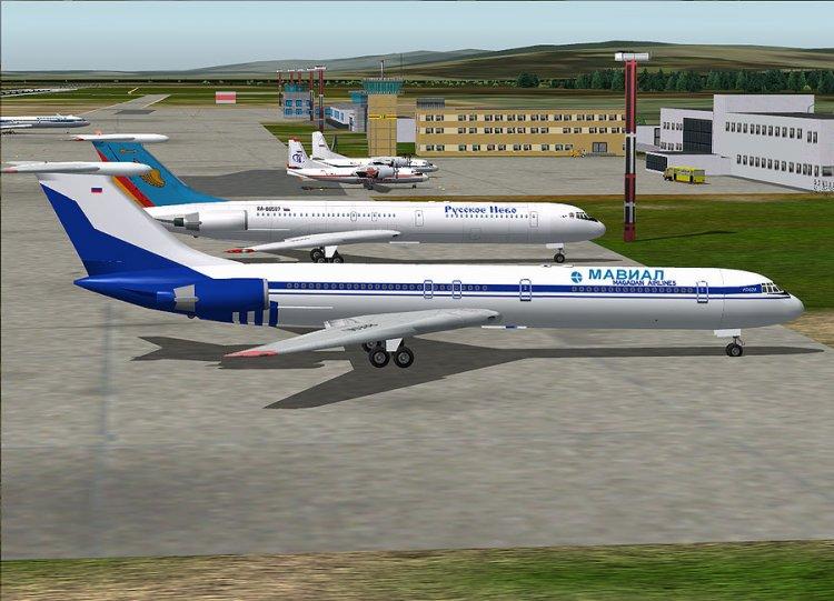 авиакомпания магаданские авиалинии: