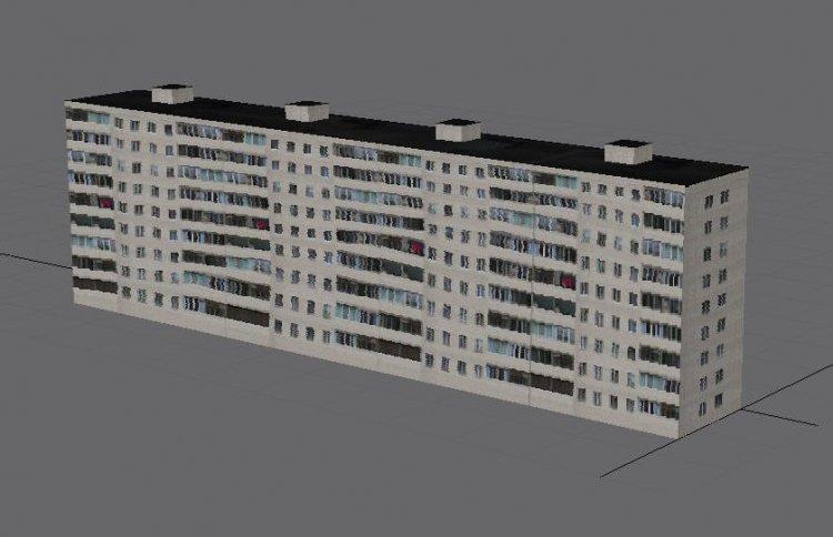 Скриншот 3, Набор моделей