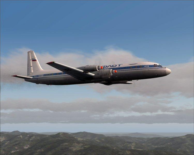 Ан-24 скачать для fsx