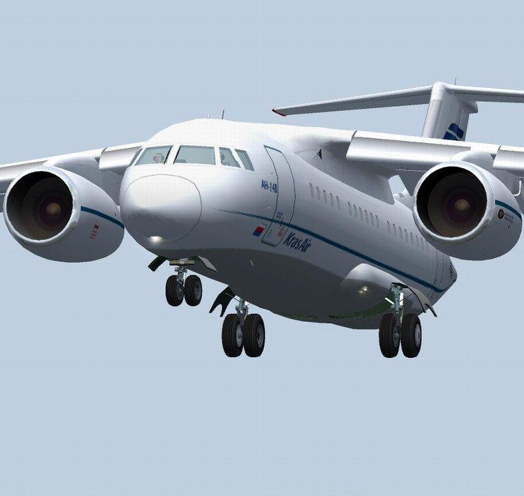русские самолеты fsx