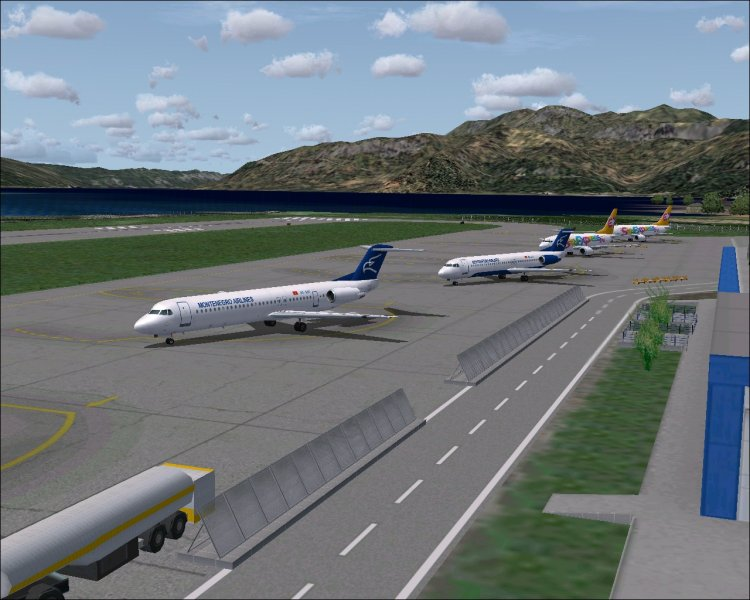 Скриншот 3, Аэропорт Тивата