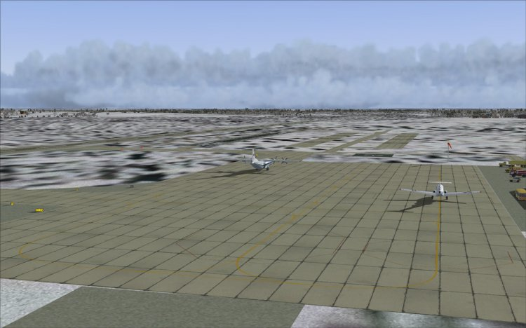 аэропорта города Урай,