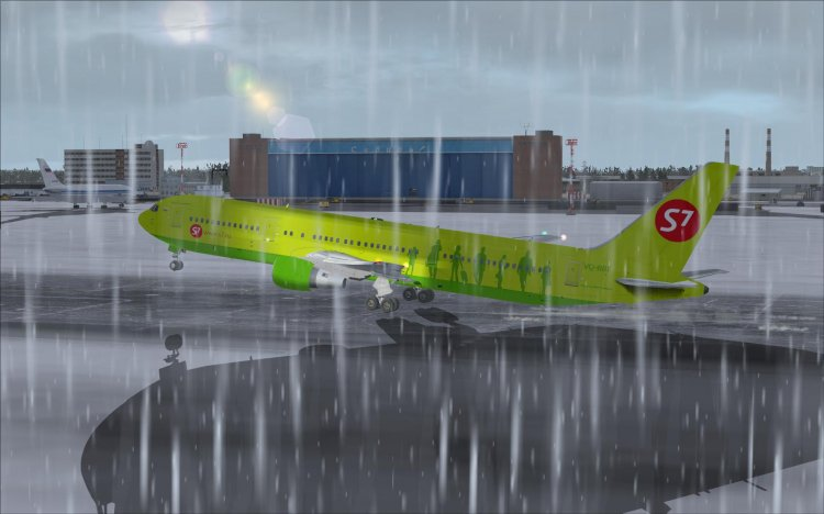 "Боинга 767-300""ER"" (S7"