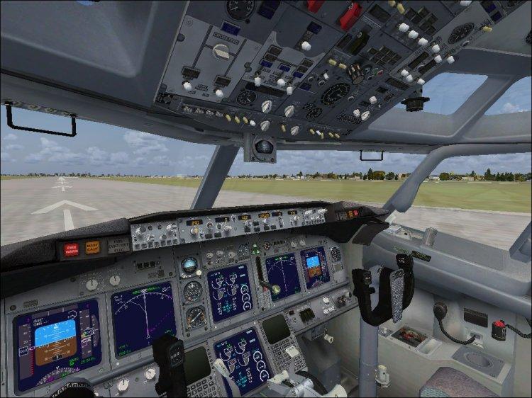 скачать симулятор самолета боинг 737 2007 - фото 3