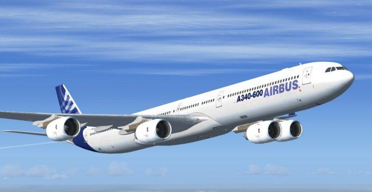 Сборка airbus a340 600 оценка 5