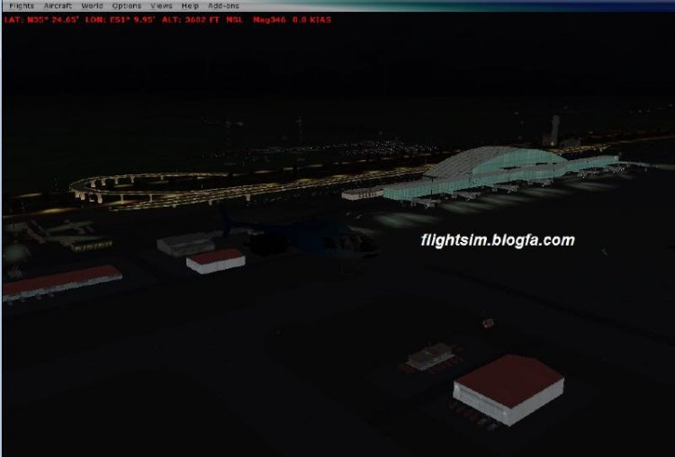 Average Day as Air Traffic Controller in Flight Simulator X YouTube