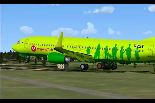 737-800 ifly скачать