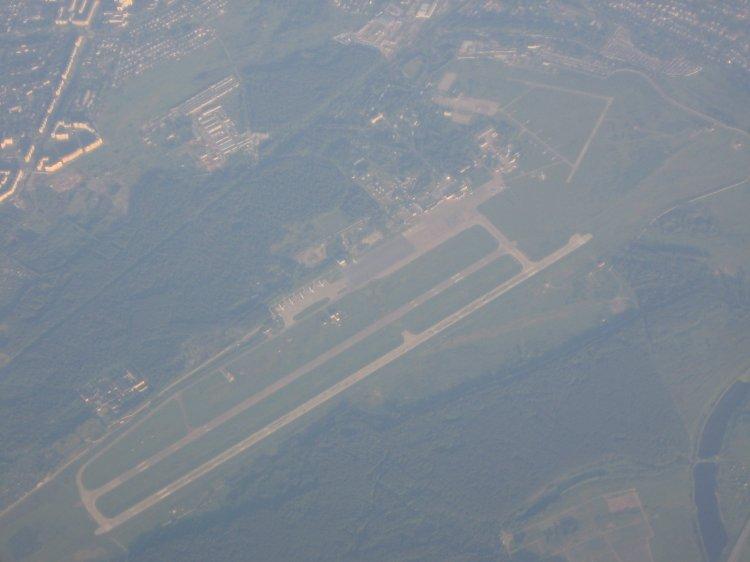 А-319 S-7 Посадка из Баландино