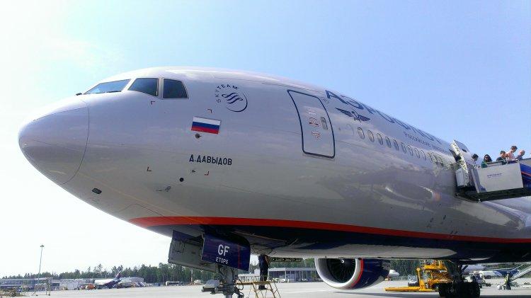 Рейс москва владивосток какой самолет