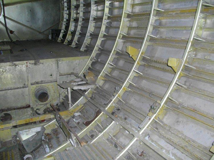 Ту-95 в Узине