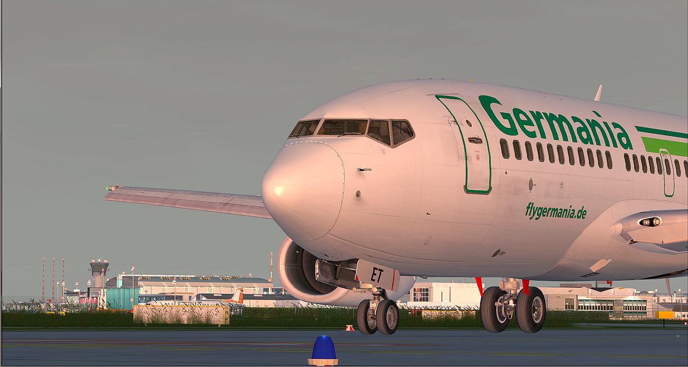 FSX от начала и до конца - Microsoft Flight Simulator X - AVSIM su