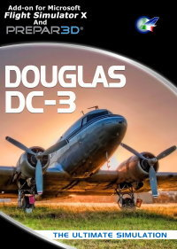 PERFECT FLIGHT - ULTIMATE DOUGLAS DC-3 SIMULATION FSX P3D