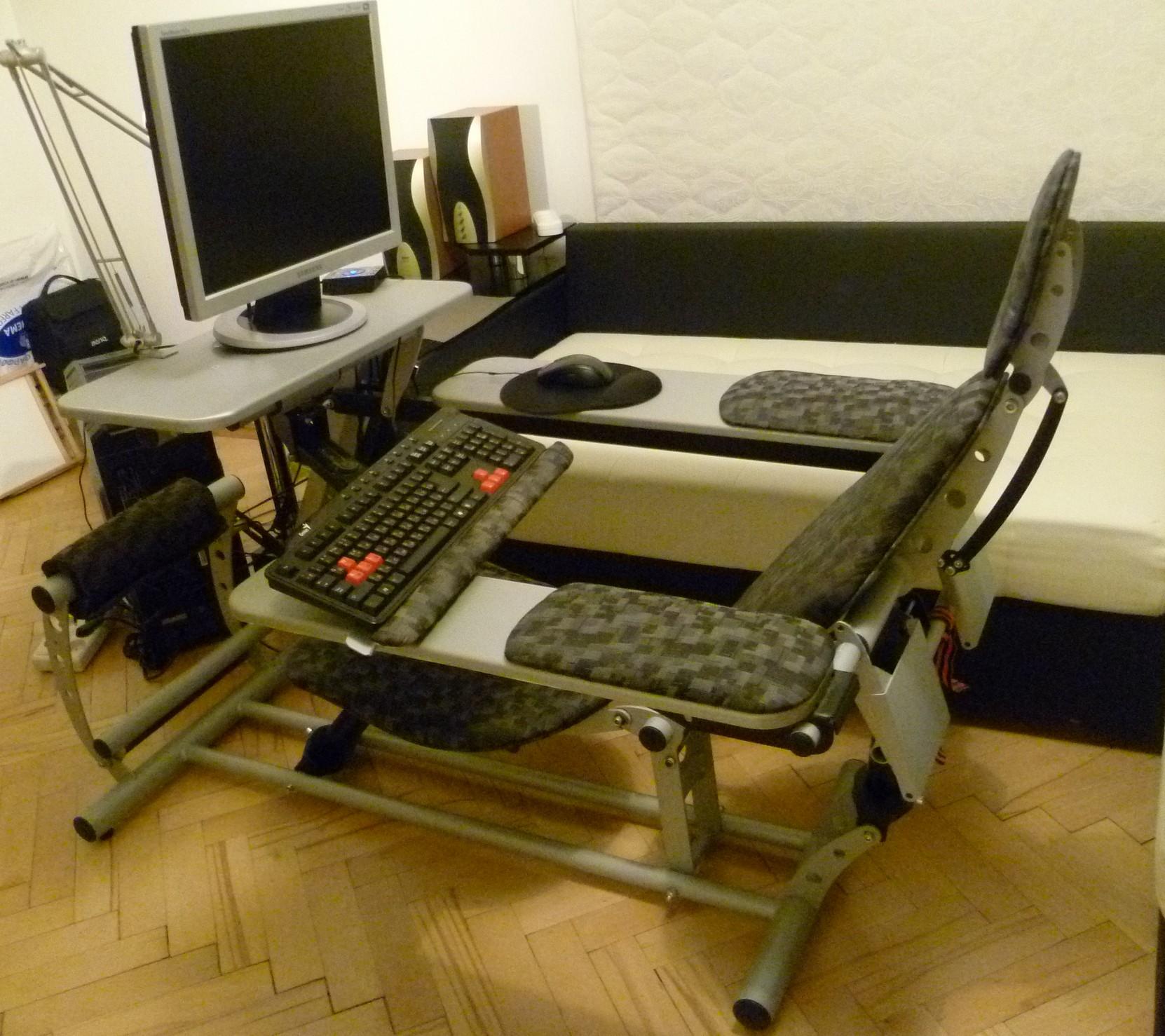 Как сделать кресло своими руками для компьютера