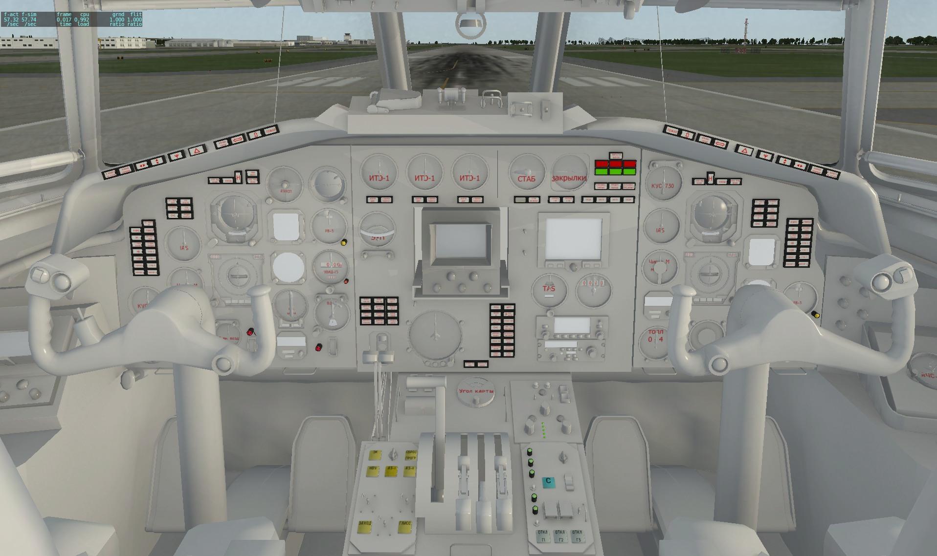 Ту-154М - Page 28 - Самолеты для X-Plane 10 - AVSIM.su Forums