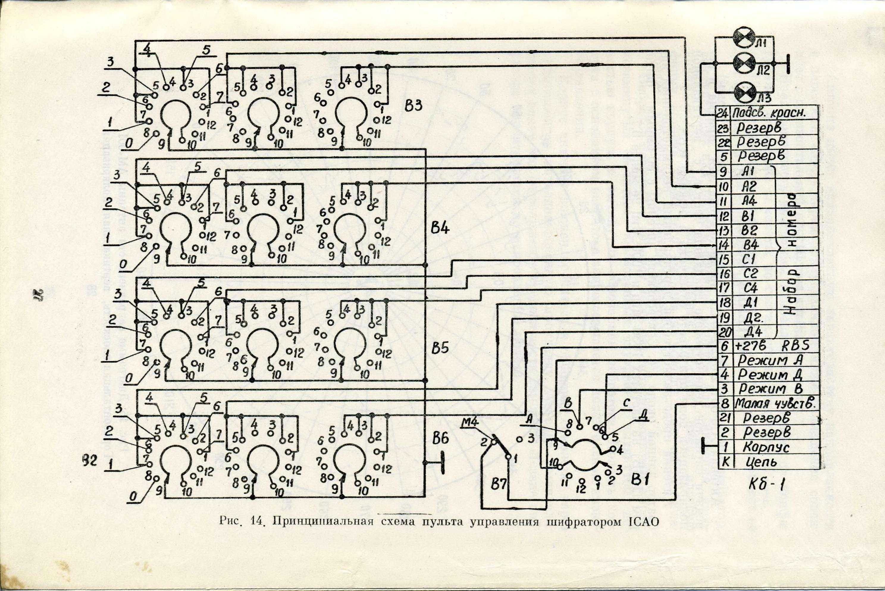 Принципиальная электрическая схема электромясорубки