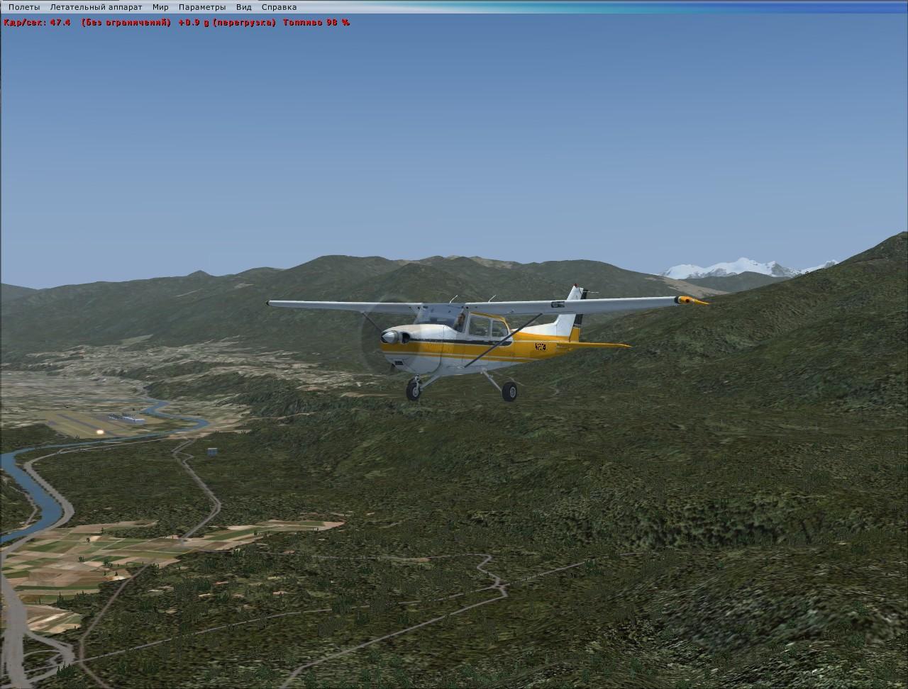 инструкция к симулятору microsoft flight