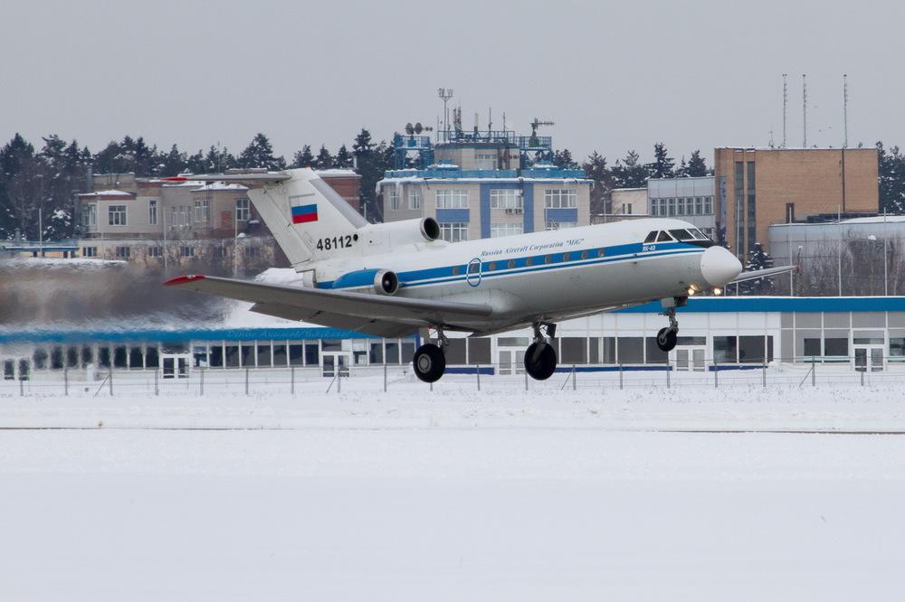 РСК МиГ Яковлев Як-40  48112.jpg